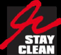 Stay clean logo
